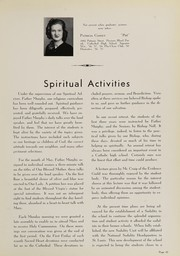 Page 51, 1939 Edition, Central Catholic High School - Echo Yearbook (Fort Wayne, IN) online yearbook collection