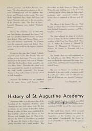 Page 53, 1939 Edition, Central Catholic High School - Echo Yearbook (Fort Wayne, IN) online yearbook collection