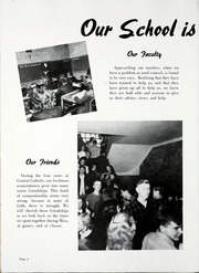 Page 10, 1948 Edition, Central Catholic High School - Echo Yearbook (Fort Wayne, IN) online yearbook collection