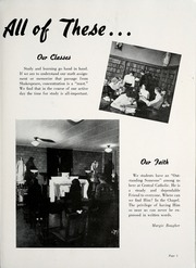 Page 11, 1948 Edition, Central Catholic High School - Echo Yearbook (Fort Wayne, IN) online yearbook collection