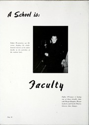 Page 16, 1948 Edition, Central Catholic High School - Echo Yearbook (Fort Wayne, IN) online yearbook collection