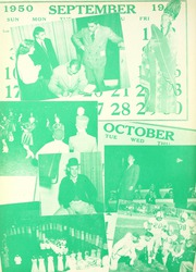 Page 10, 1950 Edition, Central Catholic High School - Echo Yearbook (Fort Wayne, IN) online yearbook collection