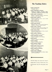 Page 15, 1950 Edition, Central Catholic High School - Echo Yearbook (Fort Wayne, IN) online yearbook collection
