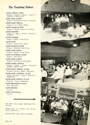 Page 16, 1950 Edition, Central Catholic High School - Echo Yearbook (Fort Wayne, IN) online yearbook collection