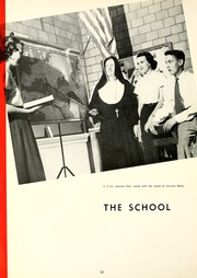 Page 14, 1952 Edition, Central Catholic High School - Echo Yearbook (Fort Wayne, IN) online yearbook collection