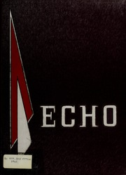 1961 Edition, Central Catholic High School - Echo Yearbook (Fort Wayne, IN)