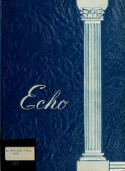 1962 Edition, Central Catholic High School - Echo Yearbook (Fort Wayne, IN)