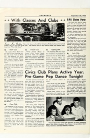 Page 12, 1963 Edition, Central Catholic High School - Echo Yearbook (Fort Wayne, IN) online yearbook collection