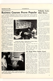 Page 13, 1963 Edition, Central Catholic High School - Echo Yearbook (Fort Wayne, IN) online yearbook collection