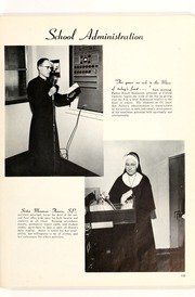 Page 17, 1963 Edition, Central Catholic High School - Echo Yearbook (Fort Wayne, IN) online yearbook collection