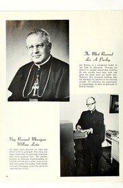 Page 8, 1963 Edition, Central Catholic High School - Echo Yearbook (Fort Wayne, IN) online yearbook collection
