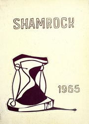 1965 Edition, Central Catholic High School - Echo Yearbook (Fort Wayne, IN)