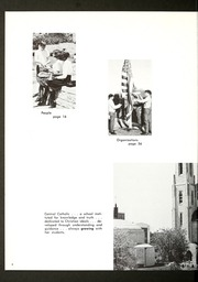 Page 6, 1967 Edition, Central Catholic High School - Echo Yearbook (Fort Wayne, IN) online yearbook collection