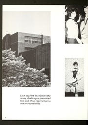 Page 8, 1967 Edition, Central Catholic High School - Echo Yearbook (Fort Wayne, IN) online yearbook collection