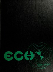 1971 Edition, Central Catholic High School - Echo Yearbook (Fort Wayne, IN)