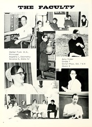 Page 12, 1972 Edition, Clinton Christian School - Echo Yearbook (Goshen, IN) online yearbook collection