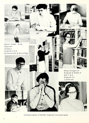 Page 14, 1972 Edition, Clinton Christian School - Echo Yearbook (Goshen, IN) online yearbook collection