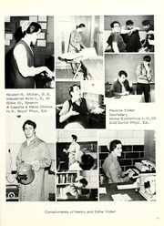 Page 15, 1972 Edition, Clinton Christian School - Echo Yearbook (Goshen, IN) online yearbook collection