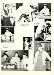 Page 17, 1972 Edition, Clinton Christian School - Echo Yearbook (Goshen, IN) online yearbook collection