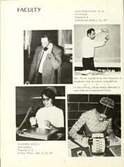 Page 12, 1974 Edition, Clinton Christian School - Echo Yearbook (Goshen, IN) online yearbook collection