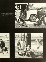 Page 9, 1974 Edition, Clinton Christian School - Echo Yearbook (Goshen, IN) online yearbook collection