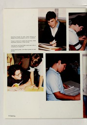 Page 10, 1984 Edition, Clinton Christian School - Echo Yearbook (Goshen, IN) online yearbook collection