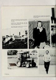 Page 12, 1984 Edition, Clinton Christian School - Echo Yearbook (Goshen, IN) online yearbook collection