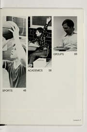 Page 7, 1986 Edition, Clinton Christian School - Echo Yearbook (Goshen, IN) online yearbook collection
