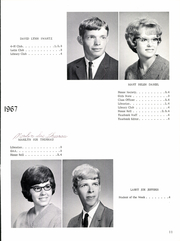 Page 15, 1967 Edition, De Soto High School - Echo Yearbook (Muncie, IN) online yearbook collection