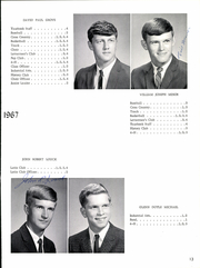Page 17, 1967 Edition, De Soto High School - Echo Yearbook (Muncie, IN) online yearbook collection