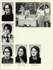 Page 15, 1976 Edition, Conemaugh Valley High School - Elevator Yearbook (East Conemaugh, PA) online yearbook collection