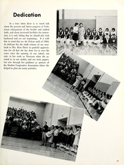 Page 15, 1963 Edition, York High School - Falcon Yearbook (Yorktown, VA) online yearbook collection