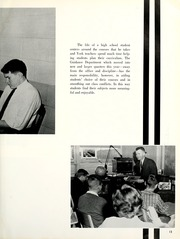 Page 17, 1963 Edition, York High School - Falcon Yearbook (Yorktown, VA) online yearbook collection