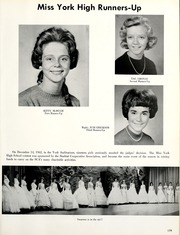 Page 183, 1963 Edition, York High School - Falcon Yearbook (Yorktown, VA) online yearbook collection