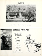 Page 217, 1963 Edition, York High School - Falcon Yearbook (Yorktown, VA) online yearbook collection