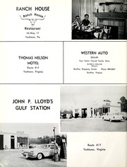Page 222, 1963 Edition, York High School - Falcon Yearbook (Yorktown, VA) online yearbook collection