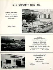 Page 223, 1963 Edition, York High School - Falcon Yearbook (Yorktown, VA) online yearbook collection