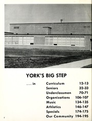 Page 6, 1963 Edition, York High School - Falcon Yearbook (Yorktown, VA) online yearbook collection