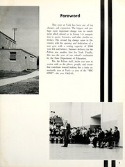 Page 7, 1963 Edition, York High School - Falcon Yearbook (Yorktown, VA) online yearbook collection