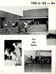 Page 8, 1963 Edition, York High School - Falcon Yearbook (Yorktown, VA) online yearbook collection