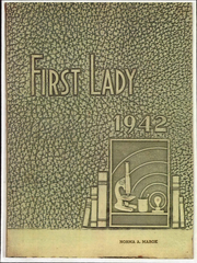1942 Edition, Harriet Whitney High School - First Lady Yearbook (Toledo, OH)