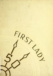 1950 Edition, Harriet Whitney High School - First Lady Yearbook (Toledo, OH)