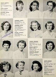 Page 14, 1952 Edition, Harriet Whitney High School - First Lady Yearbook (Toledo, OH) online yearbook collection
