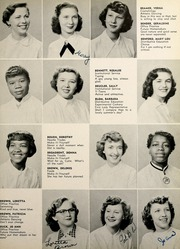 Page 15, 1952 Edition, Harriet Whitney High School - First Lady Yearbook (Toledo, OH) online yearbook collection