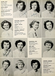 Page 16, 1952 Edition, Harriet Whitney High School - First Lady Yearbook (Toledo, OH) online yearbook collection
