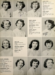 Page 17, 1952 Edition, Harriet Whitney High School - First Lady Yearbook (Toledo, OH) online yearbook collection