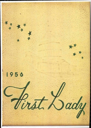 1956 Edition, Harriet Whitney High School - First Lady Yearbook (Toledo, OH)