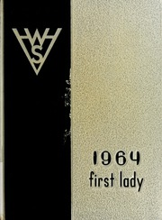 1964 Edition, Harriet Whitney High School - First Lady Yearbook (Toledo, OH)