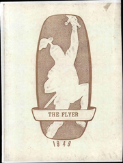 1949 Edition, New Market High School - Flyer Yearbook (New Market, IN)