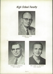Page 8, 1956 Edition, New Market High School - Flyer Yearbook (New Market, IN) online yearbook collection